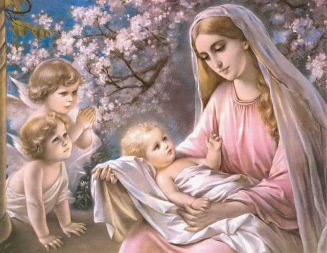 El Nacimiento De La Virgen Maria Alcala Pbro Mis Meditaciones